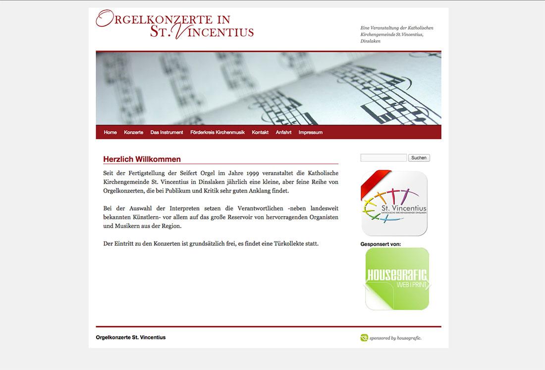 Relaunch der Orgelkonzerte