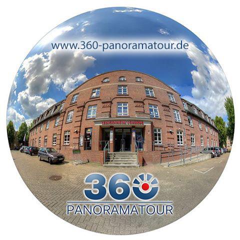 Das Ledigenheim in 360°