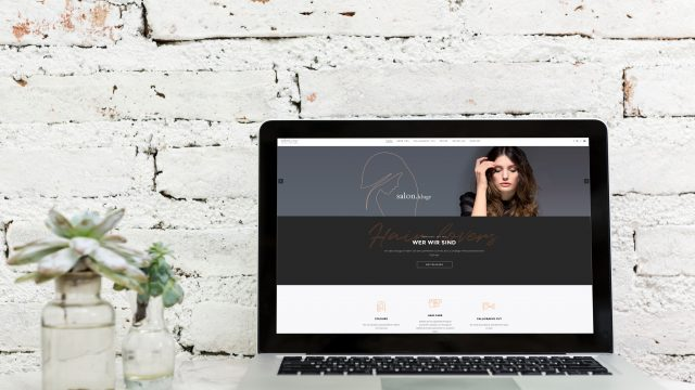 Relaunch Salon Kluge